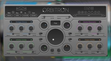 United Plugins Orbitron: Dieses Plug-in erfindet Modulation neu!