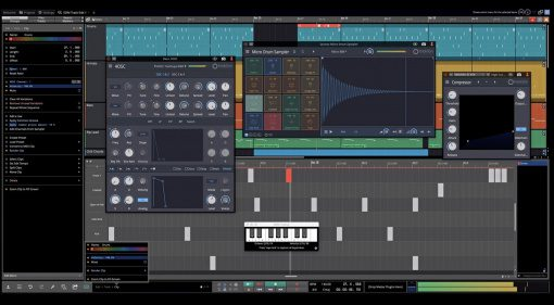 Tracktion Waveform Free 2021