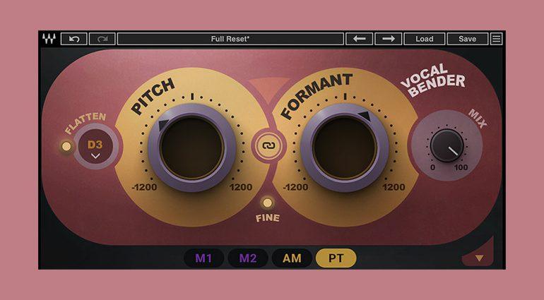 Waves Audio Vocal Bender: Stimmenmanipulation in Echtzeit