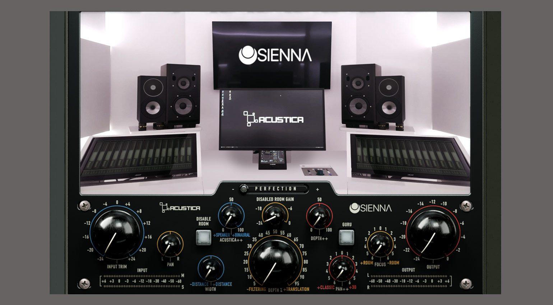 Acustica Audio Sienna Guru Plug-in