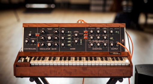 Bob Moog Foundation Minimoog Model D Raffle