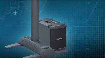 DEAL: Bose L1 Model 1S/B1 Säulenlautsprecher stark reduziert