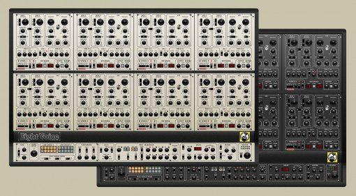 Cherry Audio emuliert einen Oberheim Eight Voice Synthesizer für 29 $