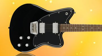 DEAL Squier Paranormal Toronado
