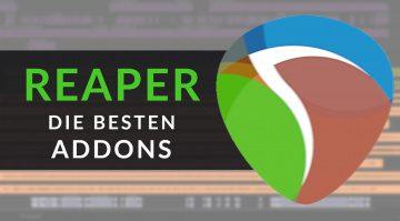 Die besten Reaper Addons