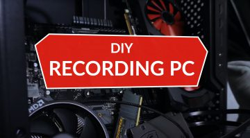 DIY Recording PC Teaser