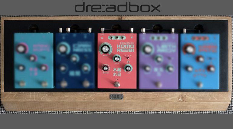 Dreadbox Neue Effekte