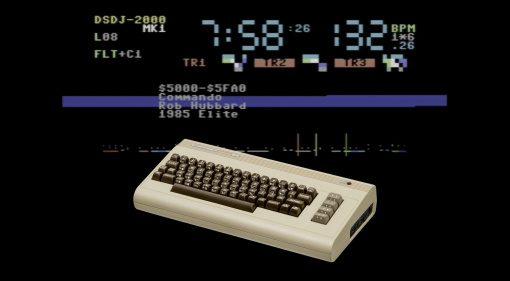 DS/DJ-2000 mk1 Alpha: Endlich auf C64 SID-Tunes wie DJs mixen!