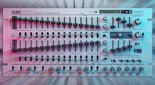 Ekssperimental Sounds SineSynth für Reason: Mit 16 Operatoren zur FM