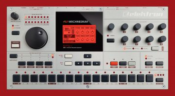 Elektron Machinedrum Firmware-Update