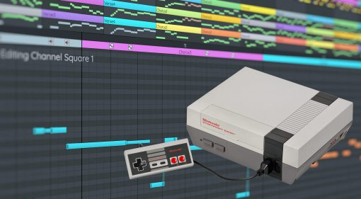 Kostenlos: FamiStudio – Chiptune-DAW für Nintendo NES Fans