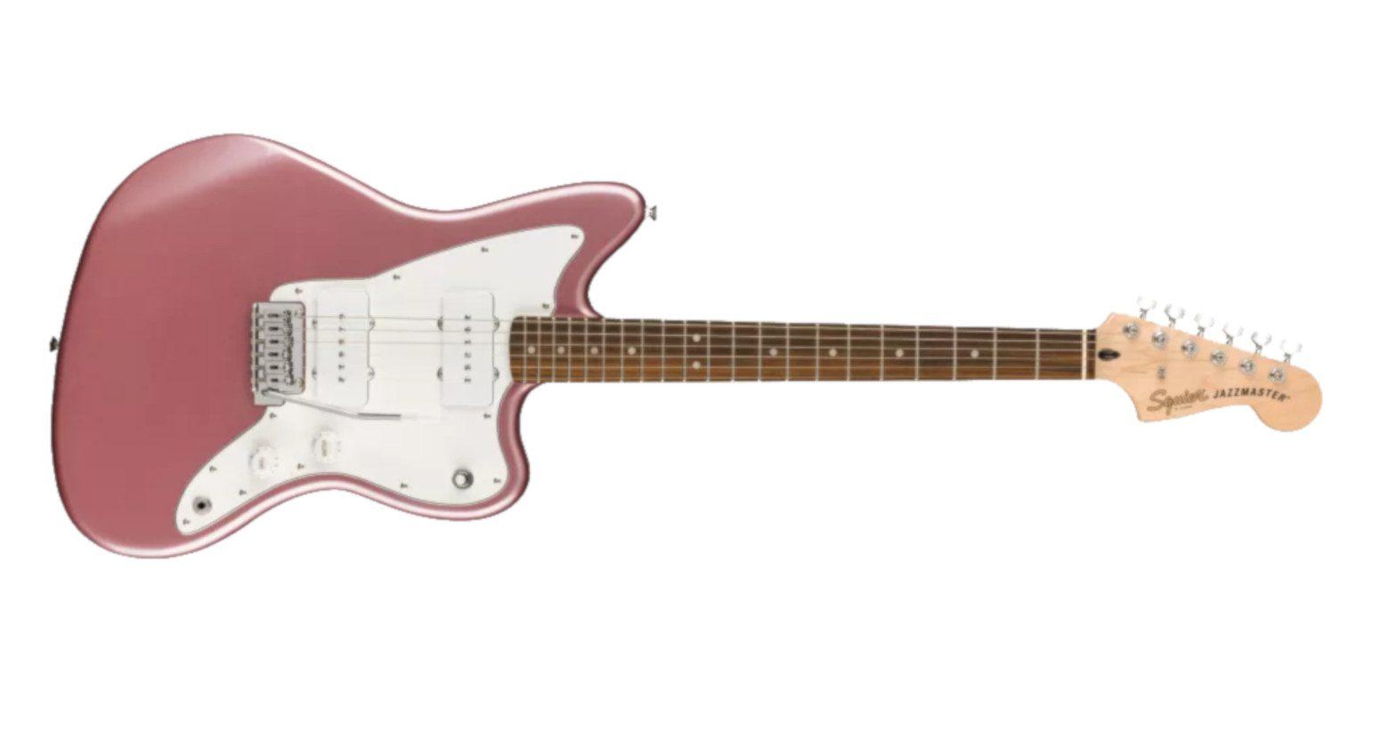Fender Squier Affinity Jazzmaster Burgundy 2021