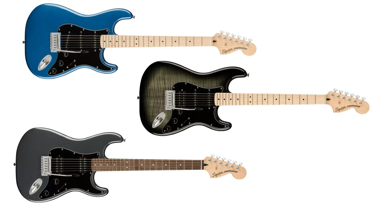 Fender Squier Affinity Stratocaster 2021