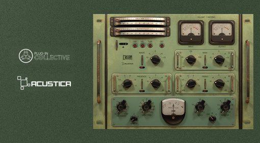 Kostenlos: Focusrite Plug-in Collective verschenkt Cream2 von Acustica Audio im Wert von 199 €