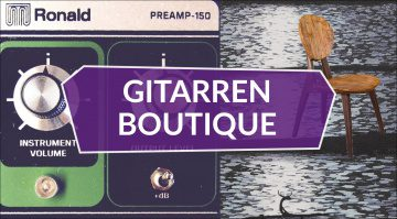 Gitarren Boutique Ronald Animals Sonus
