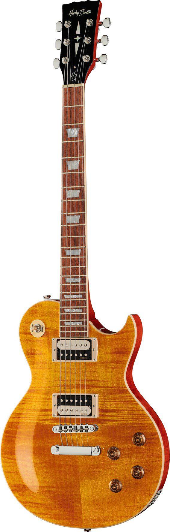 Harley Benton SC-550 Plus 1