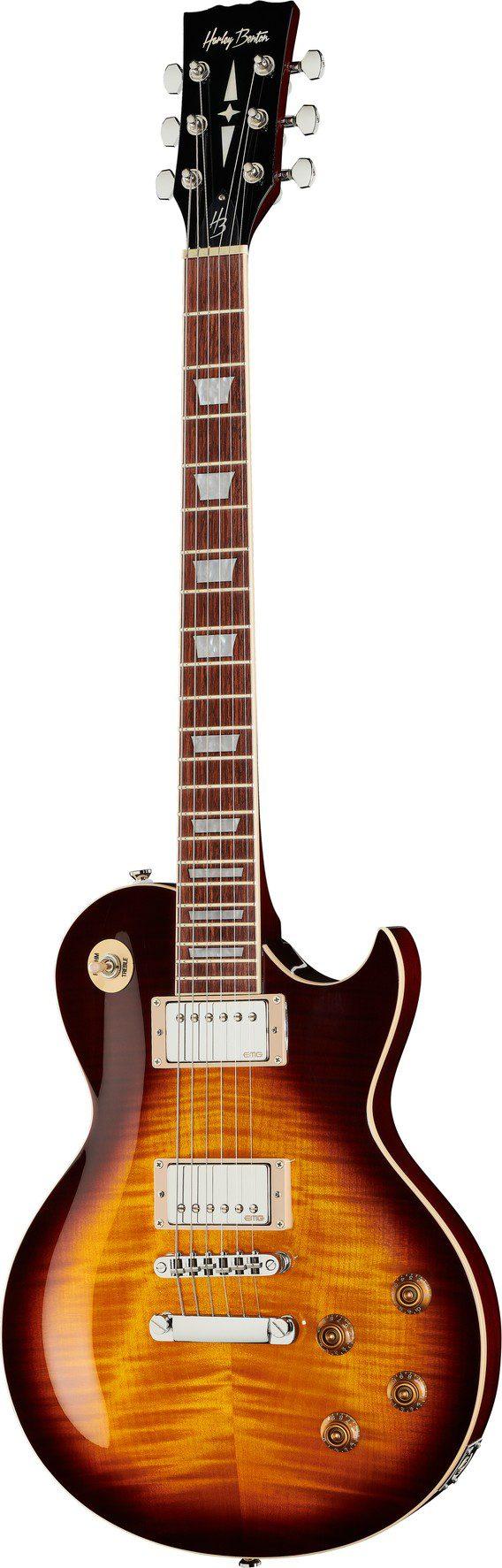 Harley Benton SC-550 Plus 2