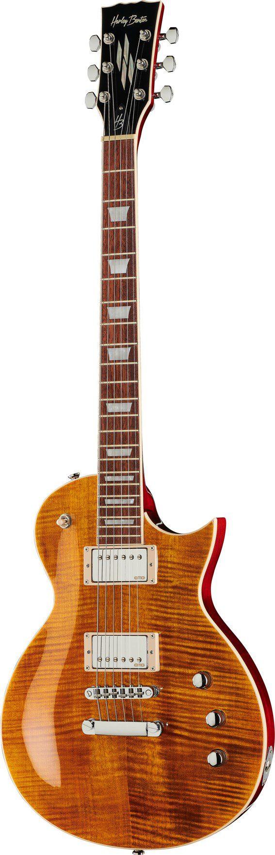 Harley Benton SC-Custom Plus 2