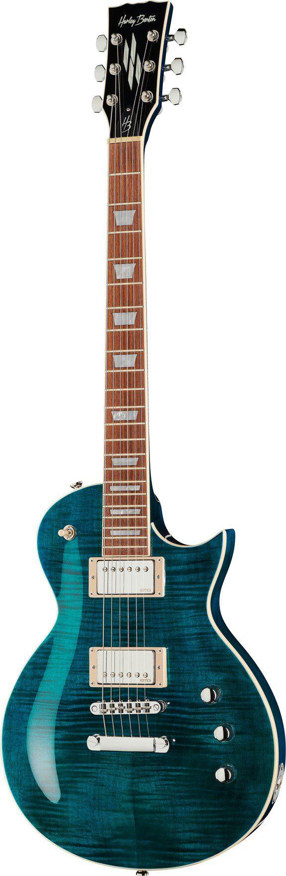 Harley Benton SC-Custom Plus 3