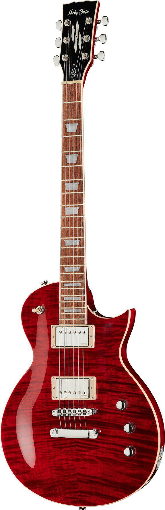 Harley Benton SC-Custom Plus 4