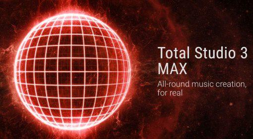 IK Multimedia präsentiert das ultimative Total Studio 3 MAX Bundle