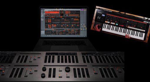 Roland JD800 Model Expansion