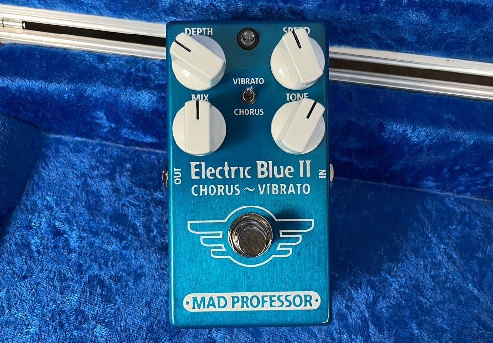 Mad Professor Electric Blue II