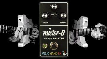 Mojo Hand FX Mister-O Phase Shifter Maestro Clone 1