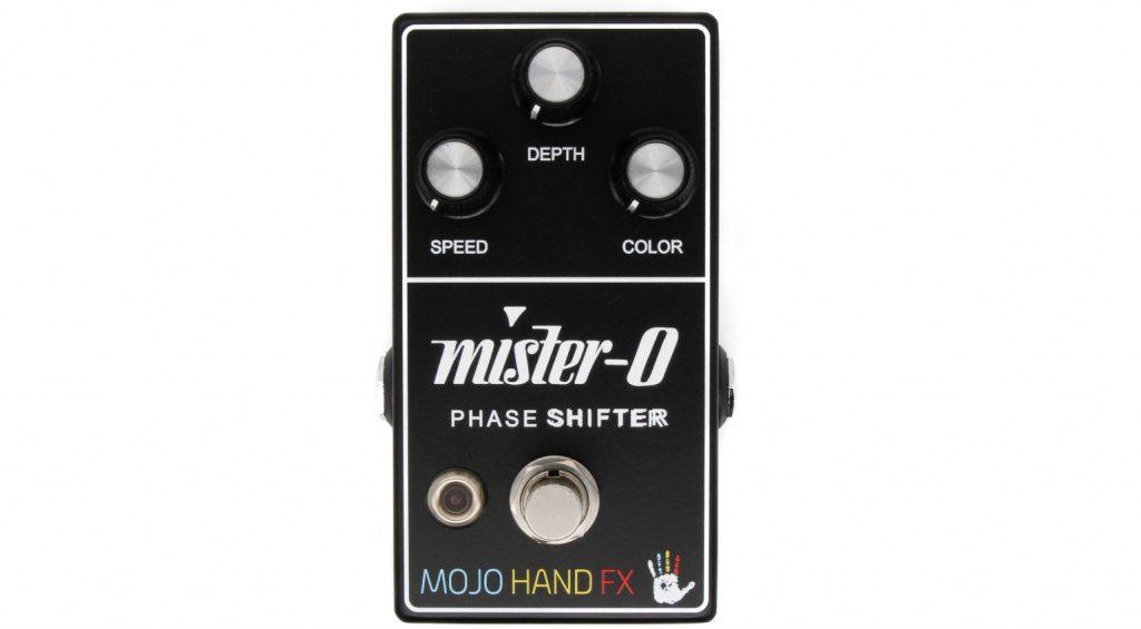 Mojo Hand FX Mister-O Phase Shifter Maestro Clone 2