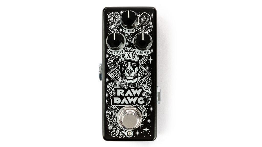 MXR Eric Gales Raw Dawg Overdrive Signature Effekt Pedal