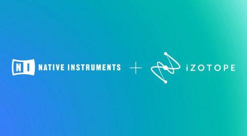 Music & Audio Creator Group: Native Instruments und iZotope schmieden Allianz!