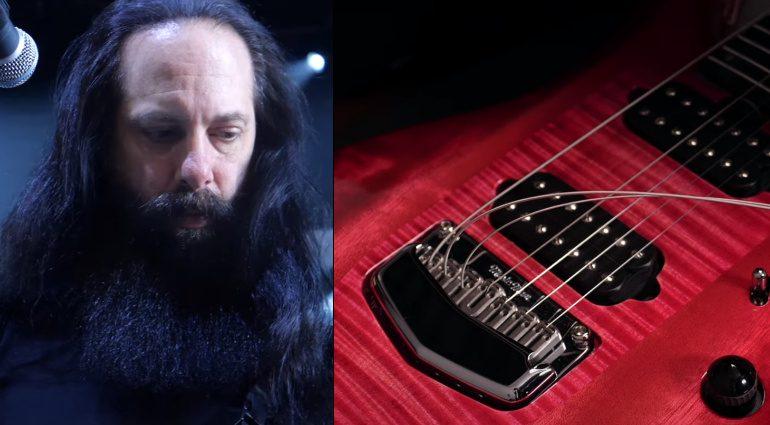 Petrucci Guitar Tech Dream Theater Teaser