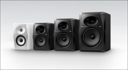 Pioneer DJ VM-50, VM-70, VM-80