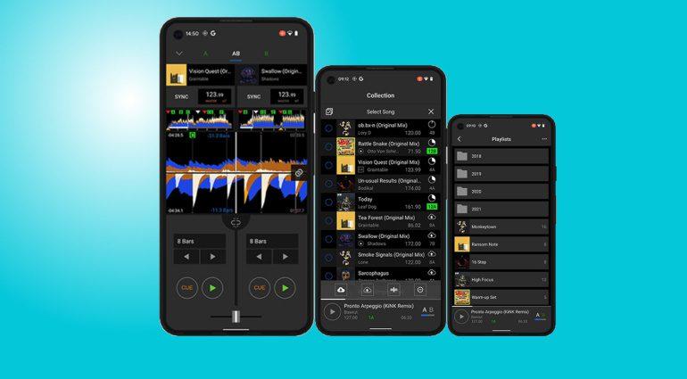 Pioneer DJ rekordbox Android 3.0