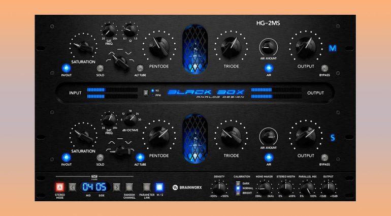 Plugin Alliance Black Box Analog Design HG-2MS