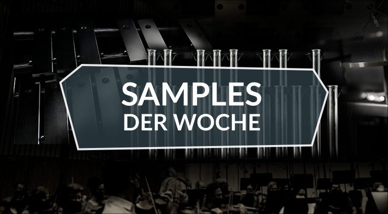Samples der Woche: Grainstates, Orchestral Chimes Collection, ParrotCan und G-Town Church Sampling Project