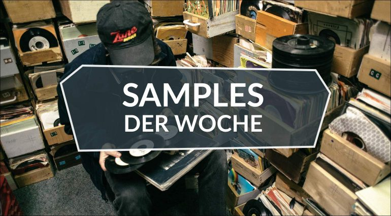 Samples der Woche: Nameless Grand, Electric Vintage, Tremolo Clouds, Arbour Sample Pack, Stack of Wood