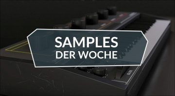 Samples der Woche: Elektronik 25, Monsta, Principleasure 1, Heritage Percussion