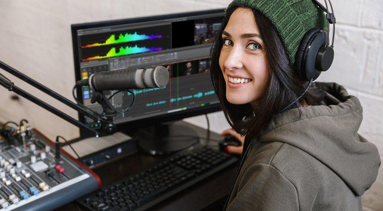 Steinberg präsentiert Wavelab Cast für Podcasts und Social Media Content