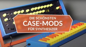 Synthesizer Case-Modding