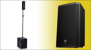 Rehearsal Room Discount: Sparen auf ES602 und ZLX 12P PA-Lautsprecher
