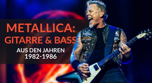 METALLICA 1982 - 1986