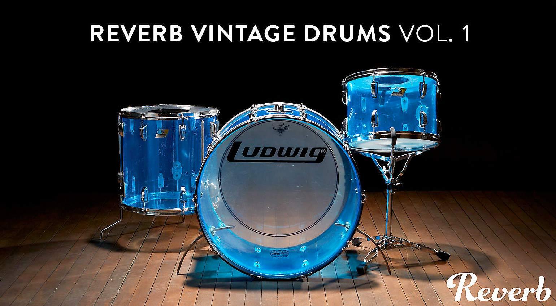 Reverb Vintage Drum Samples Vol. 1