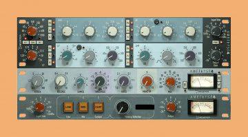 Acustica Audio Amethyst4