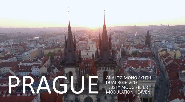 AMSynths Prague