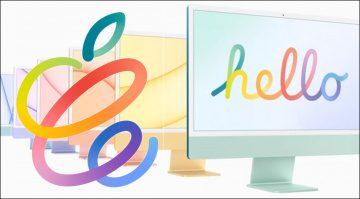 """Apple """"Spring Loaded"""" Keynote: AirTags, Apple TV und der neue iMac ist da!"""
