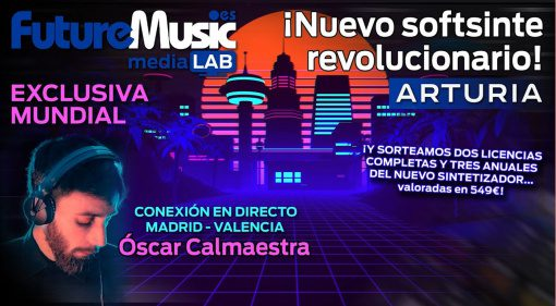 Arturia bringt neuen revolutionierenden Synthesizer und Abo-Modelle