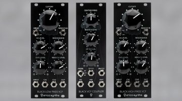 Erica Synths Black Filter