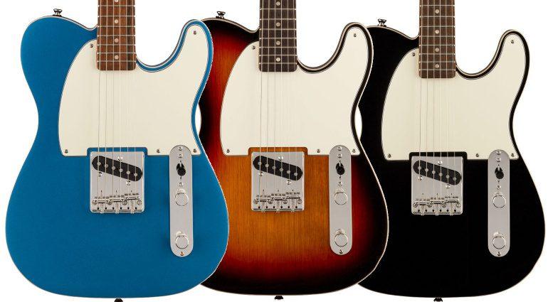 Fender Squier Esquire FSR 60s Classic Vibe Serie