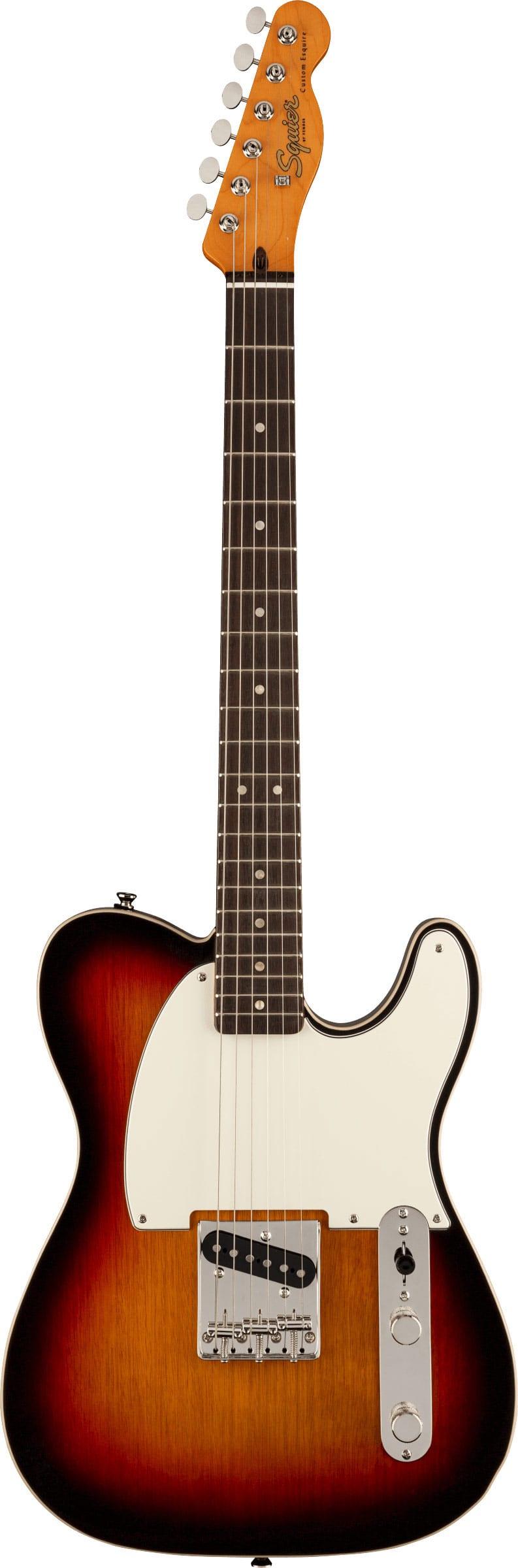 Fender Squier Esquire FSR 60s Classic Vibe Sunburst